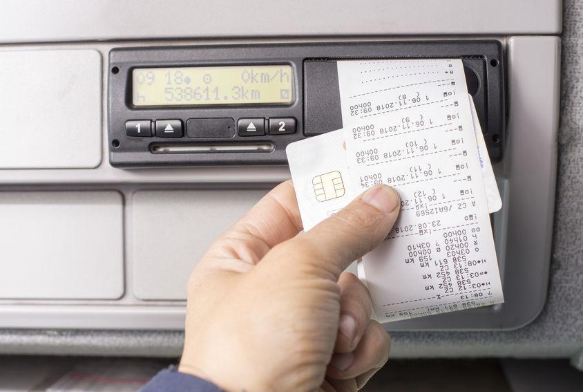 Digital tachograf